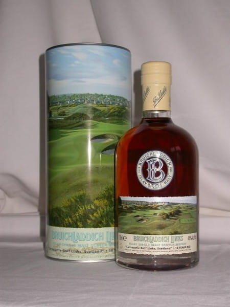 "*Bruichladdich Links VII 14 Jahre ""Carnoustie"" 46%vol. 0,7l"