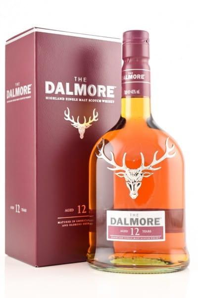 Dalmore 12 Jahre 40%vol. 0,7l