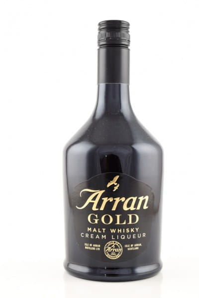 Arran Gold Cream Liqueur 17%vol. 0,7l