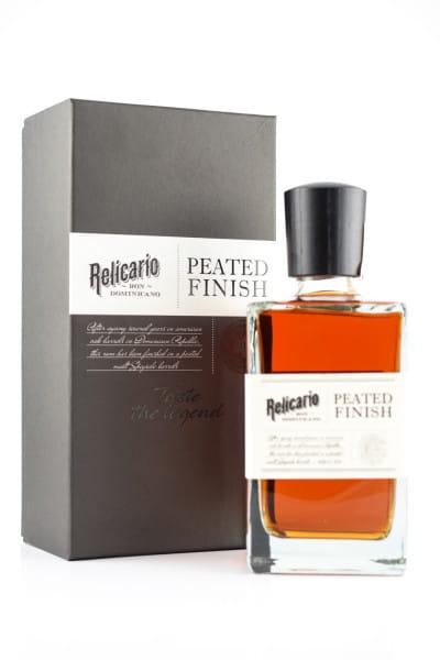 Ron Relicario Dominicano Peated Finish 40%vol. 0,7l