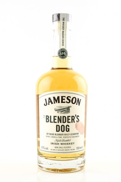 Jameson Blender's Dog 43%vol. 0,7l