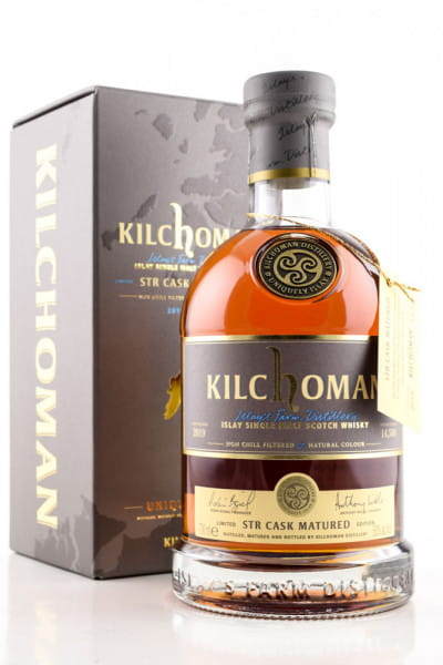 Kilchoman 2012/2019 STR Cask Matured 50%vol. 0,7l