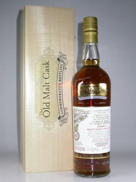 Probably Speyside's Finest Distillery 40 Jahre 1969/2009 Sherry Butt Douglas Laing 55,1%vol. 0,7l