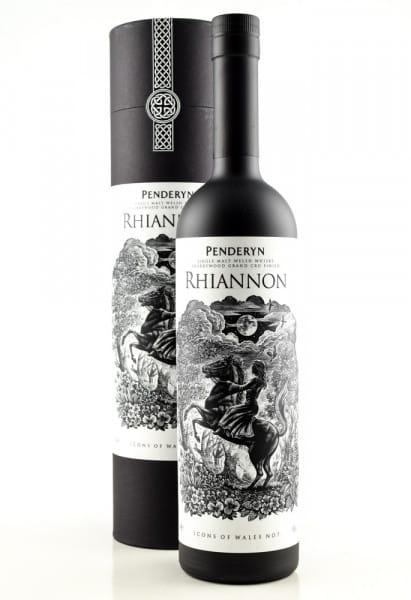 Penderyn Rhiannon - Icons of Wales No. 7 46%vol. 0,7l