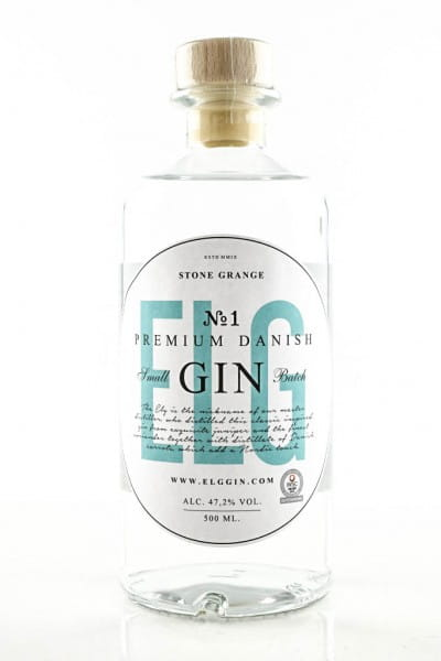 ELG No.1 Gin 47,2%vol. 0,5l