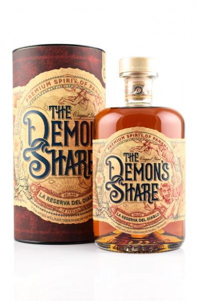The Demon's Share 6 Jahre 40%vol. 0,7l