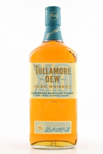 Tullamore Dew XO Caribbean Rum Cask Finish 43%vol. 0,7l