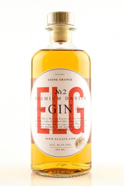 ELG No.2 Gin 46,3%vol. 0,5l