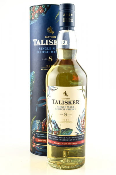 Talisker 8 Jahre Special Release 2020 57,9%vol. 0,7l