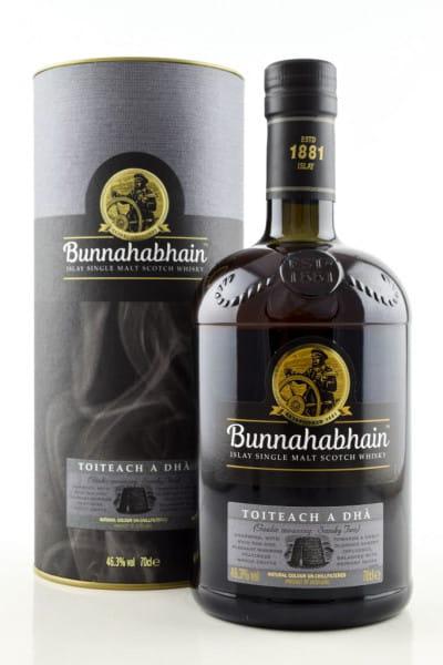 Bunnahabhain Toiteach A Dhà 46,3%vol. 0,7l - Mängelexemplar
