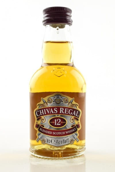 d073318cc40 Chivas Regal 12 Year Old 40% vol. 0.05l | Blends | Whisky | Home of ...