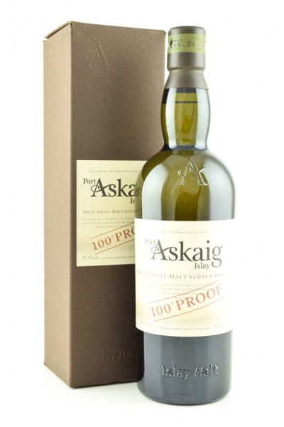 Port Askaig 100 Proof Speciality Drinks Ltd. 57,1%vol. 0,7l