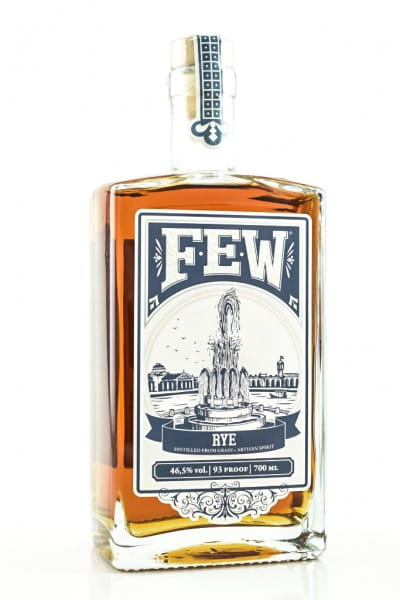 FEW Rye 46,5%vol. 0,7l
