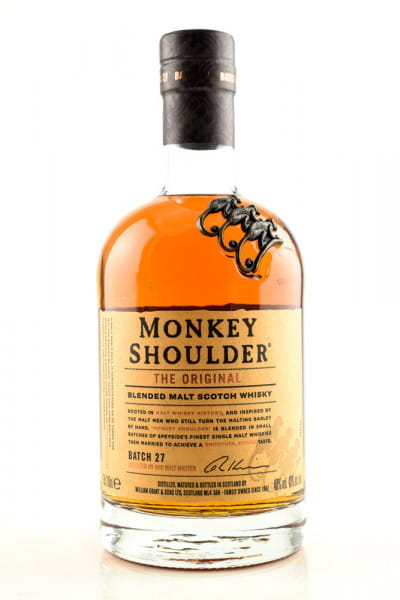 Monkey Shoulder 40%vol. 0,7l