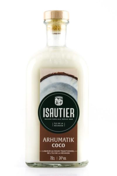 Isautier Arhumatik Coco 24%vol. 0,5l