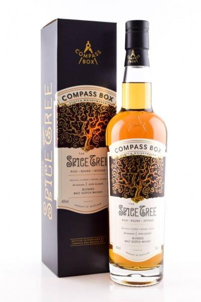 The Spice Tree Compass Box 46%vol. 0,7l