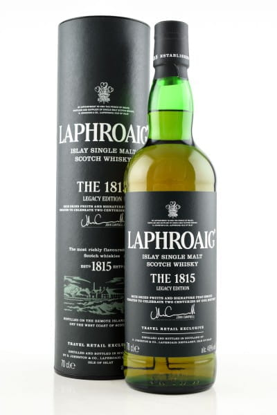 Laphroaig The 1815 Legacy Edition 48%vol. 0,7l