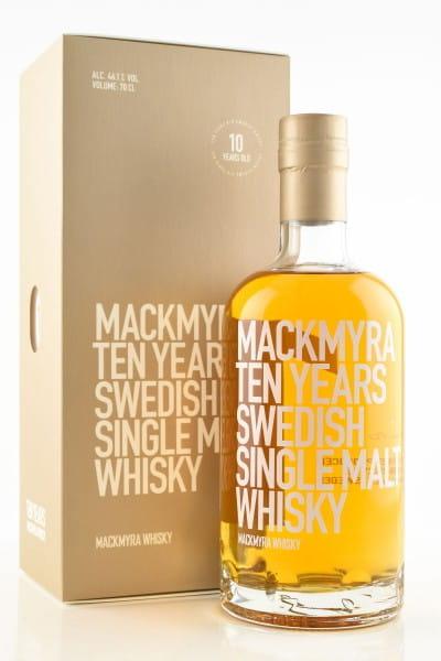*Mackmyra 10 Jahre 46,1%vol. 0,7l - ohne Geschenkpackung