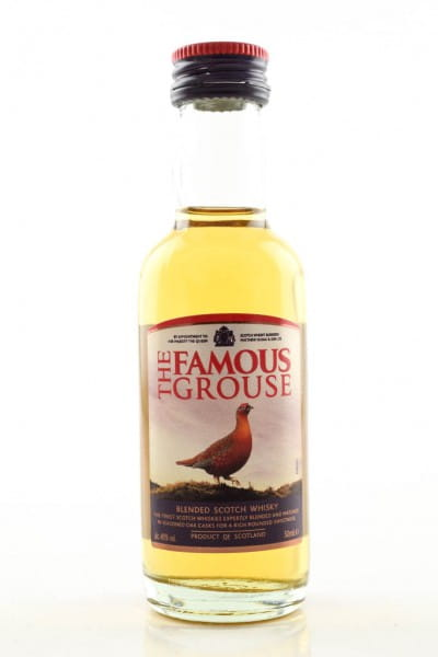 The Famous Grouse 40%vol. 0,05l