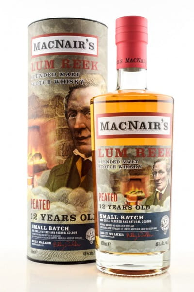 MacNair's Lum Reek 12 Jahre 46%vol. 0,7l