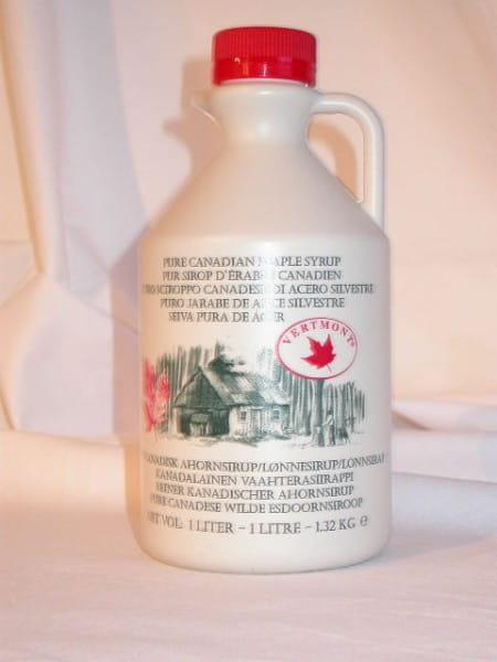 Ahornsirup, rein aus Kanada 1,0l