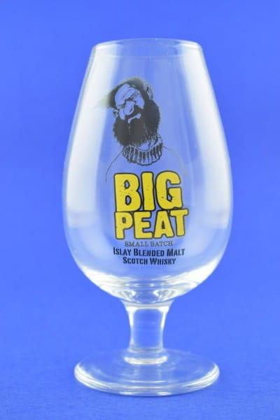 Big Peat - Nosing-Glas