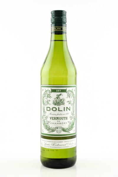 Dolin Vermouth Dry 17,5%vol. 0,75l