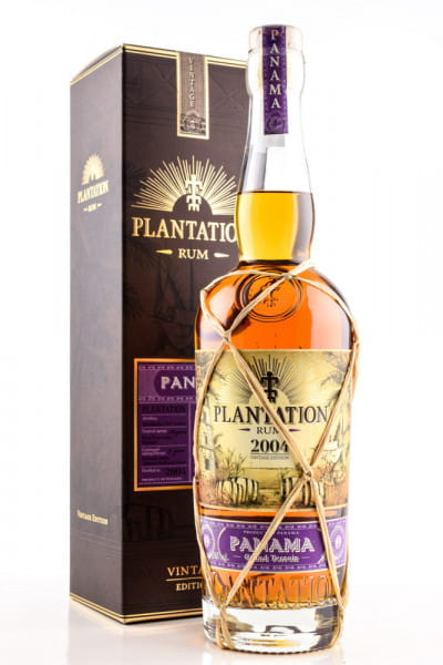 Plantation Panama Vintage Edition 2004 42%vol. 0,7l
