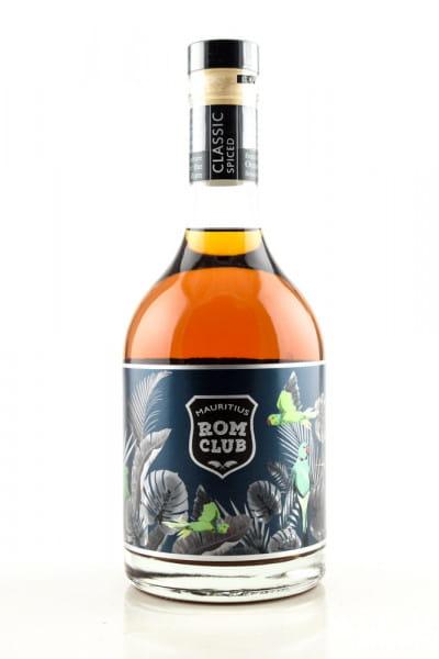 Mauritius Rom Club Classic Spiced 40%vol. 0,7l