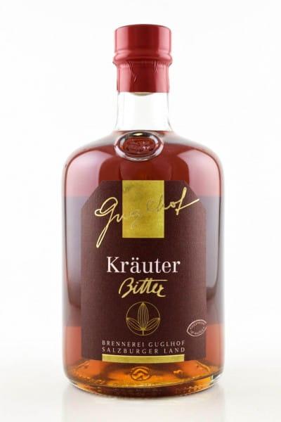 Kräuter Bitter Naturtrüb Guglhof 32%vol. 0,7l