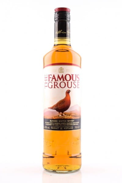 The Famous Grouse 40%vol. 0,7l