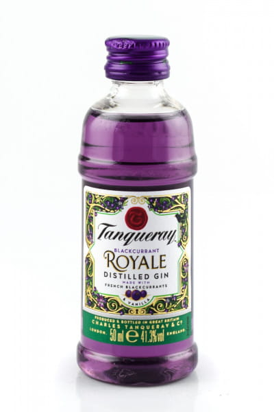 Tanqueray Blackcurrant Royale Gin 41,3%vol. 0,05l