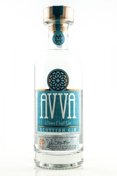 AVVA Divine Craft Gin 43%vol. 0,7l