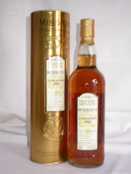 Linkwood 1983/2006 Murray McDavid Gold Series 52,1%vol. 0,7l