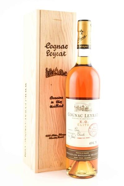 Leyrat X.O. ELITE Fine Cognac Fins Bois 41%vol. 0,7l