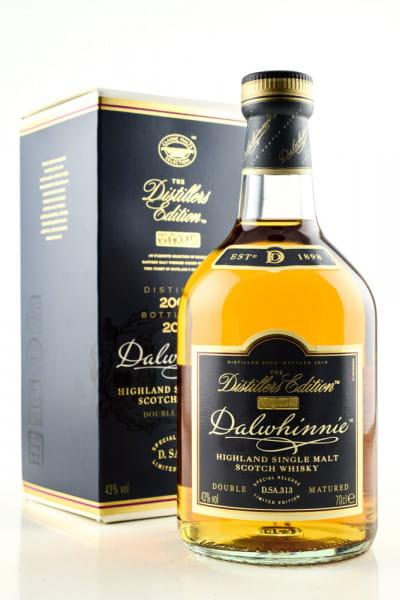 Dalwhinnie 2005/2020 Distillers Edition 43%vol. 0,7l