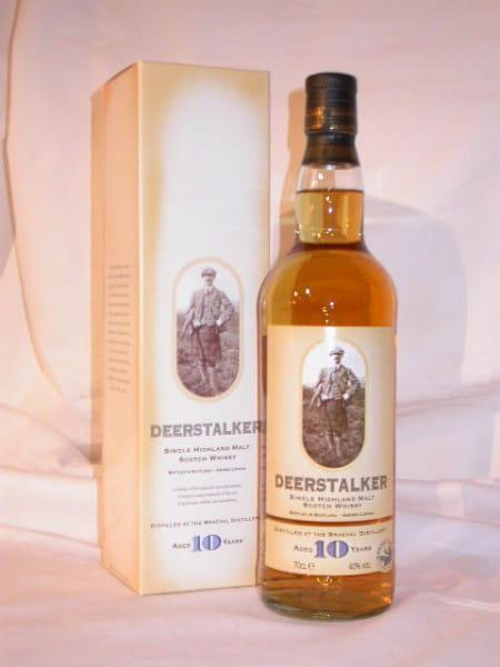 Deerstalker 10 Jahre (Braeval) 40%vol. 0,7l