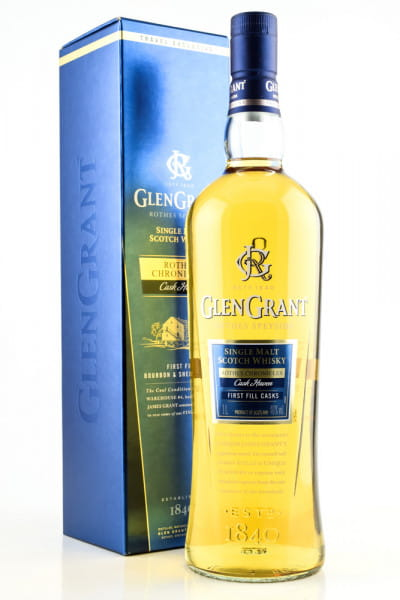 Glen Grant Rothes Chronicles Cask Haven 46%vol. 1,0l