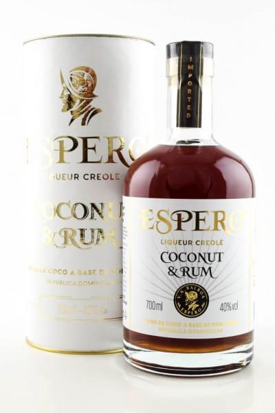 Espero Coconut & Rum 40%vol. 0,7l