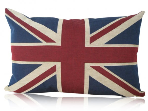 gro britannien kissen union jack evans lichfield ca 66x45cm bar towels holzkisten. Black Bedroom Furniture Sets. Home Design Ideas