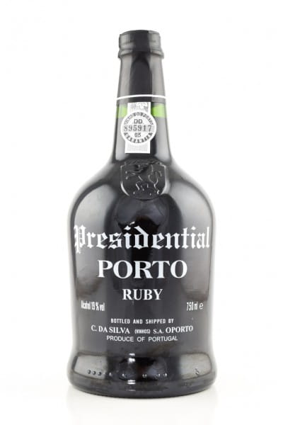 Presidential Porto Ruby 19%vol. 0,75l