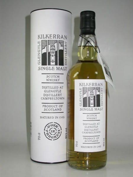 Kilkerran - Glengyle Distillery 46%vol. 0,7l