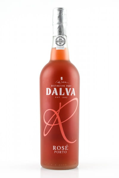 Dalva Rose Port 19%vol. 0,75l