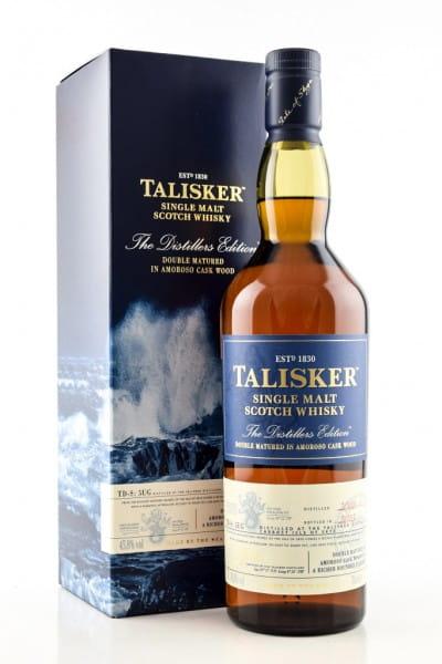 Talisker 2008/2018 Distillers Edition 45,8%vol. 0,7l