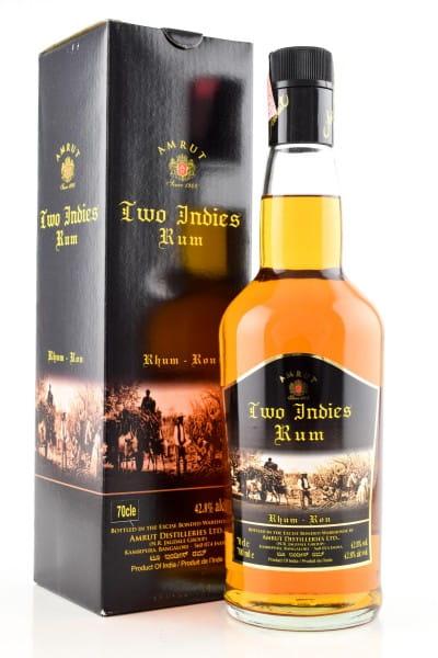Two Indies Rum 42,8%vol. 0,7l