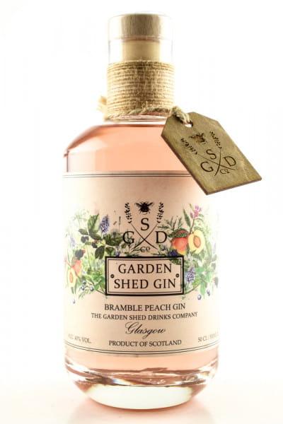 Garden Shed Bramble Peach Gin 40%vol. 0,5l