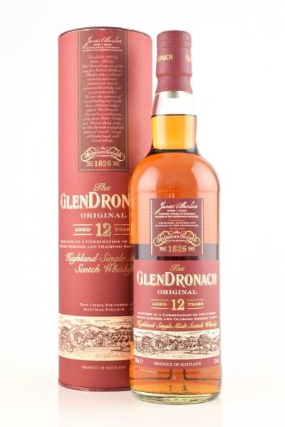 Glendronach 12 Jahre 43%vol. 0,7l