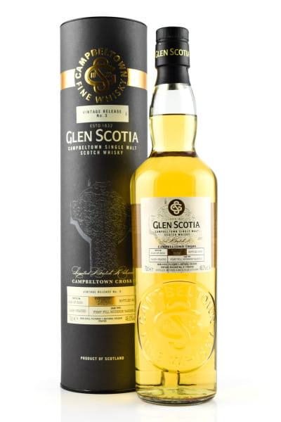 Glen Scotia Vintage 2010 Limited Edition No. 3 46%vol. 0,7l