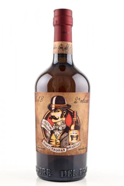 Il Gin del Professore Monsieur Jerry Thomas Speakeasy 43,7%vol. 0,7l