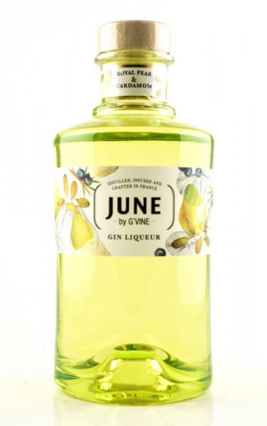 June by G' Vine Royal Pear & Cardamom Gin Liqueur 30%vol. 0,7l